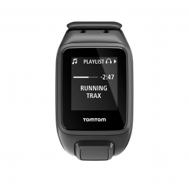 Spark Music GPS Fitness Watch   Blueto
