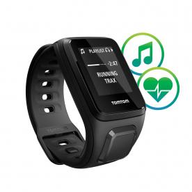 Spark Cardio   Music GPS Fitness Watch