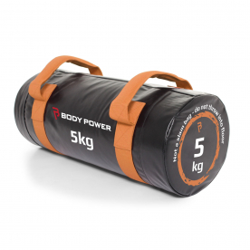 Body Power 5Kg PVC Weighted Bag