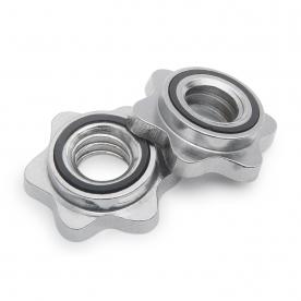 Body Power 1 Inch Spinlock Collars (Pair)