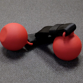 Body-Solid Chin Up Cannon Ball Set - (Fits Body-Solid Hex Rigs & SPR500 & SPR1000)