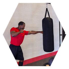Body-Solid Heavy Bag - (Fits Body-Solid Hex Rigs)