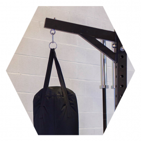 Body-Solid Heavy Bag Holder Attachment - (Fits Body-Solid Hex Rigs)