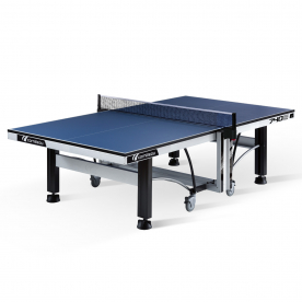 Cornilleau Competition ITTF 740 Indoor Table Tennis Table - Blue