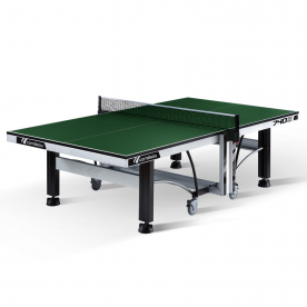 Cornilleau Competition 740 Indoor Table Tennis Table - Green
