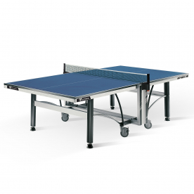 Cornilleau Competition ITTF 640 Indoor Table Tennis Table - Blue