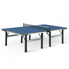 Cornilleau Competition ITTF 610 Indoor Table Tennis Table - Blue