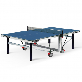 Cornilleau Competition ITTF 540 Indoor Table Tennis Table 22mm - Blue