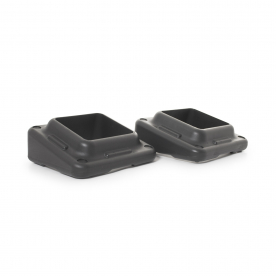 Body Power Angled Step Risers (x2)