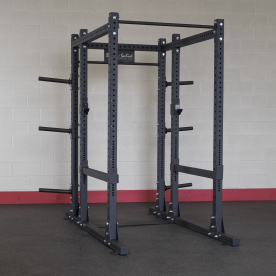 Body-Solid Commercial Power Rack Package 1