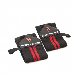 Body Power Wrist Lifting Straps