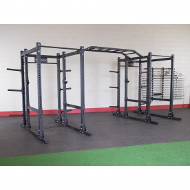 Body-Solid Commercial Power Rack Package 3