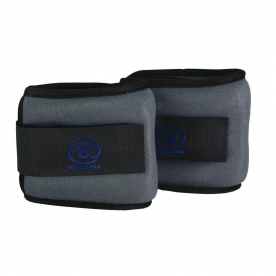Fitness-MAD 1Kg Wrist and Ankle Weights (x2)