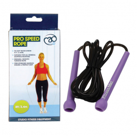 Fitness-MAD Pro Speed Rope 8ft