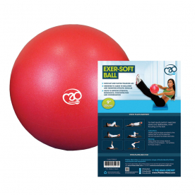 Fitness-MAD Exer Soft Ball 9""