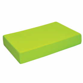 Yoga-Mad Yoga Block (Lime)