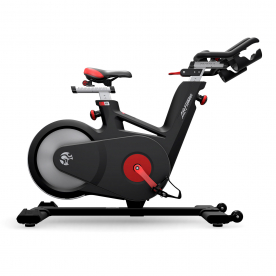 Life Fitness IC5 Group Exercise Bike Powered by ICG