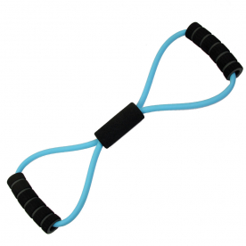 Fitness-MAD Figure 8 Resistance Band (Light)