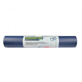 Yoga-Mad Suregrip Natural Latex Yoga Mat (Blue 4mm)