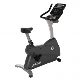 Life Fitness C3 Upright Cycle with Track Connect Console