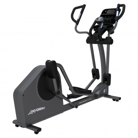 Life Fitness E3 Elliptical Cross Trainer with Track Connect console