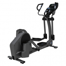 Life Fitness E5 Elliptical Cross Trainer with Track Connect console