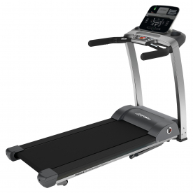 Life Fitness F3 Folding Treadmill with Track Connect Console