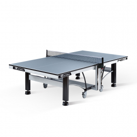 Cornilleau Competition ITTF 740 Indoor Table Tennis Table - Grey