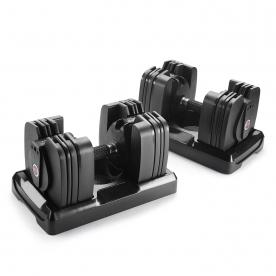 Bowflex 2.3-27.2 Kg Bowflex SelectTech 560 Dumbbells (Pair)