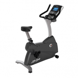 Life Fitness C3 Upright Cycle with GO Console - Northampton Ex-Display Model