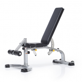 TuffStuff CMB-375 Evolution Series Light Commercial  Flat/Incline/Decline Utility Bench