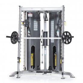 TuffStuff CXT-200 Core Multi Functional Trainer with CXT-225 Smith Attachment