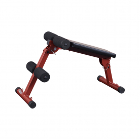 Best Fitness Folding AB Bench /Seat -RED