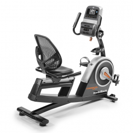 NordicTrack Commercial VR21 Recumbent Cycle (12 Month Individual iFIT Membership Included)