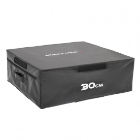 Body Power 30cm Soft Plyo Box