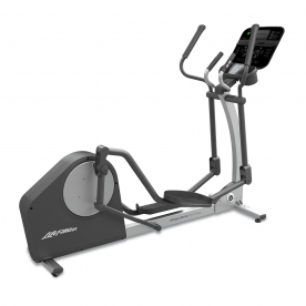 Life Fitness X1 Elliptical Trainer with Track Connect Console