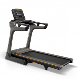 Matrix Fitness  TF30 Folding Treadmill with XER Console
