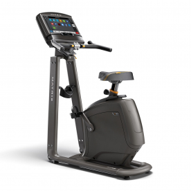 Matrix Fitness U30 Upright Cycle with XIR Console