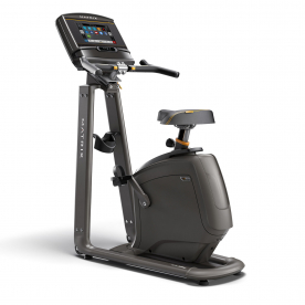Matrix Fitness  U30 Upright Cycle with XER Console