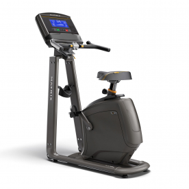 Matrix Fitness U30 Upright Cycle with XR Console