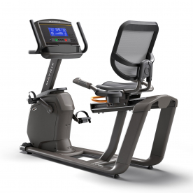 Matrix Fitness R30 Recumbent Cycle with XR Console