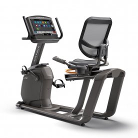 Matrix Fitness R30 Recumbent Cycle with XIR Console