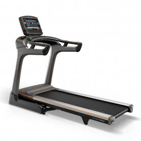 Matrix Fitness  TF50 Folding Treadmill with XIR Console