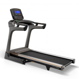 Matrix Fitness  TF50 Folding Treadmill with XR Console