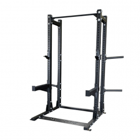 Body-Solid Pro Clubline SPR500 Half Rack with Rear Extension