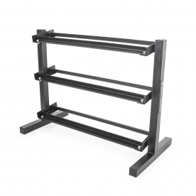 """Body Power 40"""" 3 Tier Dumbbell Rack - Northampton Ex-Display Model (Collection Only)"""