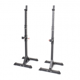 Body Power Independent Squat Stand - Northampton Ex-Display Model (Collection Only)
