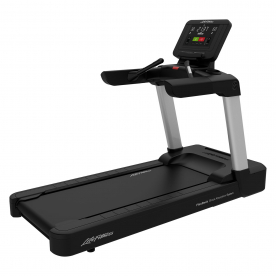 Life Fitness Integrity SC Treadmill - WIFI - Artic Silver