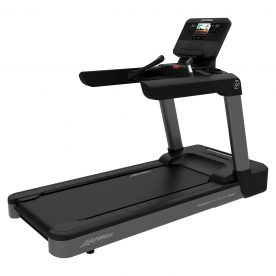 Life Fitness Integrity DX Treadmill WIFI - Artic Silver