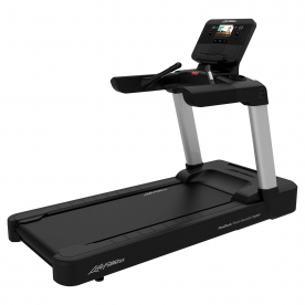 Life Fitness Integrity SX Treadmill WIFI - Artic Silver